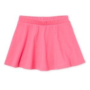 NWT PLACE Girls Pink Tutu Skort 2T